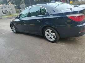 Bmw 520d luxury car haryana registered