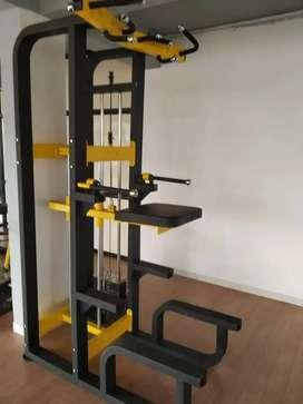 Gym set-up