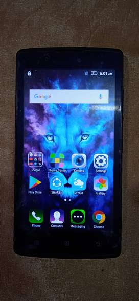 Lenovo A2010-a with Fast Charger.