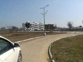 125 Gaj Plot in Lalru near Chandigarh-Delhi National Highway