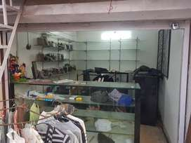 Furnished Shop next to 3 SCHOOLS and 1 College on Tapovan Road!