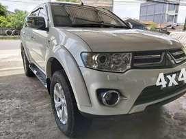 Mitsubishi Pajero Dakar 4x4 VGT  Tahun 2013 Matic
