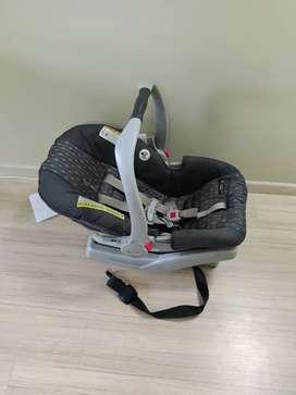 Kids car seat cum rocking seat