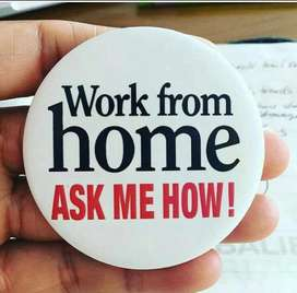 Now In Pune Work From Home Income Opportunity