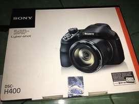 Sony DSC H400 Fullset!!