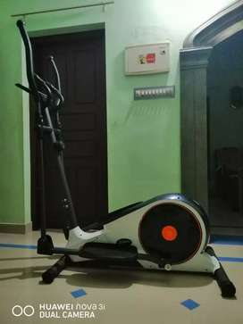 Turbuster cross trainer