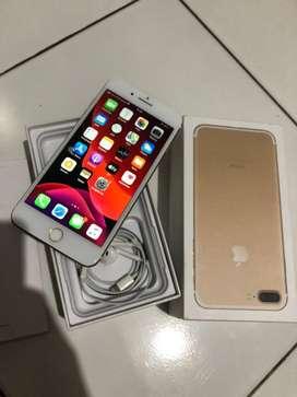 Iphone 7 plus 32gb Inter mulus