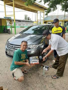 Mobil Modif biar NYAMAN & EMPUK BANTINGANNYA, Pasangkan BALANCE Damper