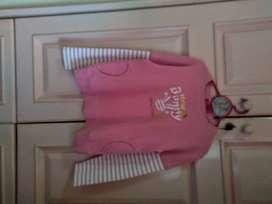 Hoodie dan Sweater merk NEXT dan Bossini, umur 7-10 tahun