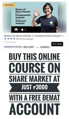 Course- CA Rachna Ranade on Basics, Fundamental & Technical analysis
