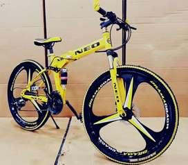 Brand new foldebal cycle