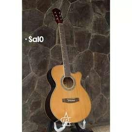 Gitar Akustik elektrik Scorpion SA10