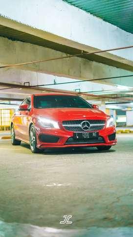 Mercedes benz CLA 200 AMG