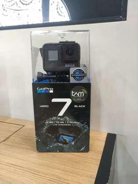 GoPro Hero 7 black Garansi Resmi Cicilan Dp 10% Gratis Admin