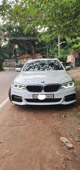 BMW 5 Series 2019 Diesel Well Maintained