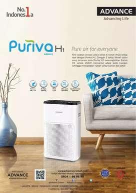 Puriva H1( ADVANCE ) solusi udara sehat dirumah anda