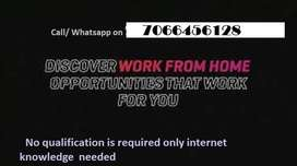 computer / INTERNET related job available here !