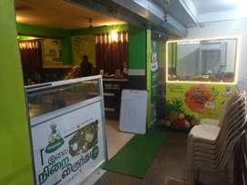 Restaurant for sales veg & non- veg