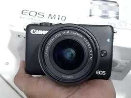 Canon m10 fulset