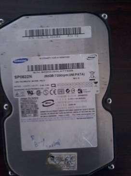 80 gb ide hard disk
