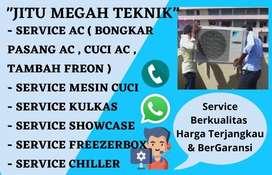 Service AC Showcase Kulkas Freezerbox Servis Mesin Cuci Candi Sidoarjo