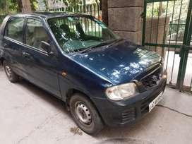 Maruti Suzuki Alto LXi CNG, 2011, CNG & Hybrids