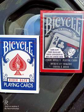 Sulap kartu bicycle custom