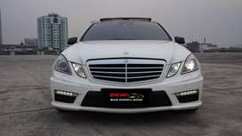 Mercy E63 AMG AT 2011 (RARE ITEM) Low KM Best Condition