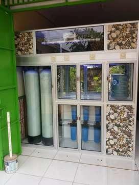 Depot air isi ulang /RO