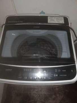 6.2 KG fully automatic washing machin