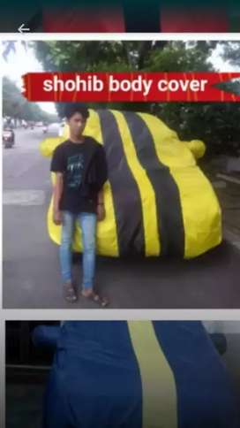 selimut mantel sarung bodycover kerudung mobil 188