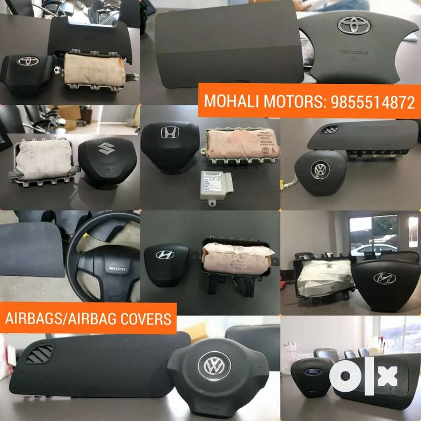 Airbags and airbag covers 0