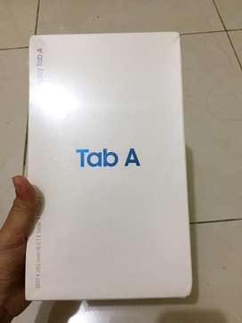 Samsung Tab A 2017 (baru 100% msh terbungkus plastik segel)