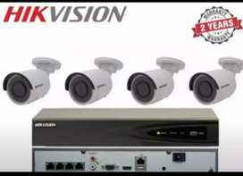 Pemasangan Camera Cctv intalasi Komplit