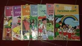 Dijual Buku Tema Kelas 1 SD/MI