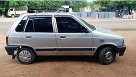 Maruthi 800 Good condition with AC and central lock