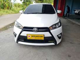 Dp 24 Jt All New Yaris 2015 G /AT Putih