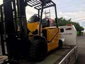 Distributor Forklift Elektrik YALE Used Forklift Siapa Cepat Dapat