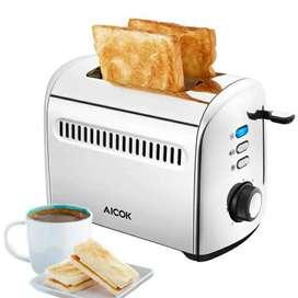 AICOOK 2 Slice Toaster Limited