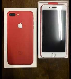 Iphone 7 plus neat condition foreign mobile