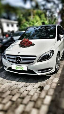 Mercedes Benz  rent for Wedding with
