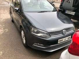 Volkswagen Polo 2016 Diesel 70000 Km Driven
