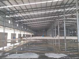 8500 to 1,20,000 Sqft High Quality Lantered/Shed hall available for le