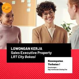 Lowongan Kerja Sales Executive Property LRT City Bekasi