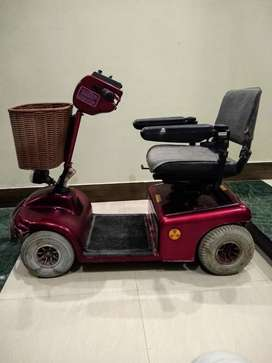 Electric wheel chair / Mobility Scooter