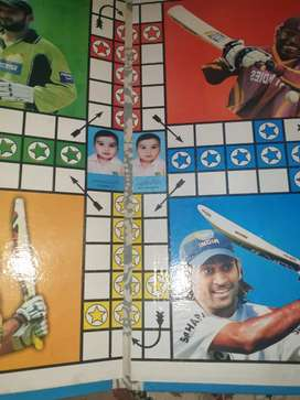 Ludo with different games