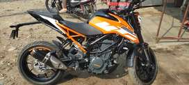 Showroom condition Ktm Duke 250
