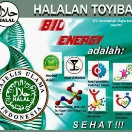 BIO X ENERGY minuman herbal berkhasiat