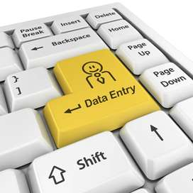 good typing skill is enough to join home based data entry jobs