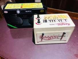 Ragini Digital Tanpura and Radel Electronic Tabla